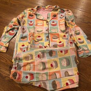 PJ Salvage Cupcake Pajamas